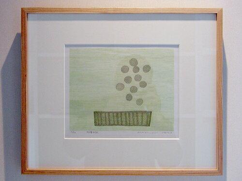 安芸真奈、アメ屋日記、版画/木版画