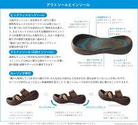 リゲッタカヌー/サンダル/メンズ/クロスベルトストライプサンダル/CJBF5110/CJBF5139/日本製/RegettaCanoe/正規取扱店/歩きやすい