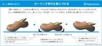 リゲッタカヌーサボサンダルストラップサボ/CJEG5288/CanoeRegettaCanoe/エッグヒールカヌーサンダル/レディース/日本製/正規取扱店