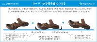 リゲッタカヌー/メンズ/サンダル/本革レザークロスベルトサンダル/CJFD5306/CJFD5315/日本製/歩きやすい/リアルレザー/コンフォートサンダル