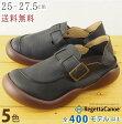 リゲッタ カヌー /メンズ 2way シューズ/ローファー/靴/CJOS6406/日本製/Regetta Canoe/春/秋/冬