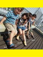 リゲッタカヌー/キッズ/サンダル/クロスベルトストラップサンダル/RCイージー/CJBF3104/日本製/歩きやすい/正規取扱店/RegettaCanoe