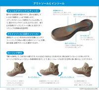 RegettaCanoeフィールドグリップ/ネップツィードショートブーツ/CJFG1118/秋冬/防滑/日本製/リゲッタカヌー公式