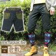 【m.c.apache】サマーコーズクレイジーリーフショーツ/アメカジ/アウトドア/レギンス/日本製