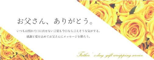 父の日ギフト/限定ラッピング/カーネーション付き