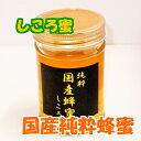 純国産蜂蜜しころ 200g 贈答 人気の国産蜂蜜