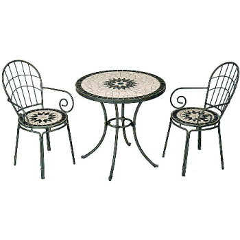 G-Style テラステーブル3点セット フロッツェ