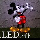 2DスタンドソフトモチーフライトミッキーマウスTD-2D24LT