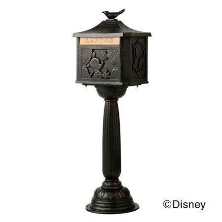 【ポイント10倍 7/19 20:00~7/26 1:59まで】メイルボックス ミッキー「鳥の郵便屋さん」