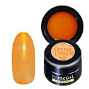 PREGEL (プリジェル) カラーEx ジェルネイル カラージェル 3g 802 オレンジドロップ 【ネコポス対応】