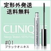 【定形外 送料無料】 クリニーク ラッシュパワー ボリューム マスカラ #01 ブラックオニキス -CLINIQUE-