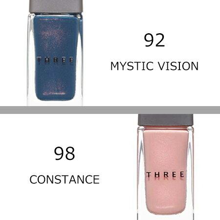 【定形外送料無料】スリーネイルポリッシュ7ml選べるカラー全18色-THREE-【定形外対象商品】