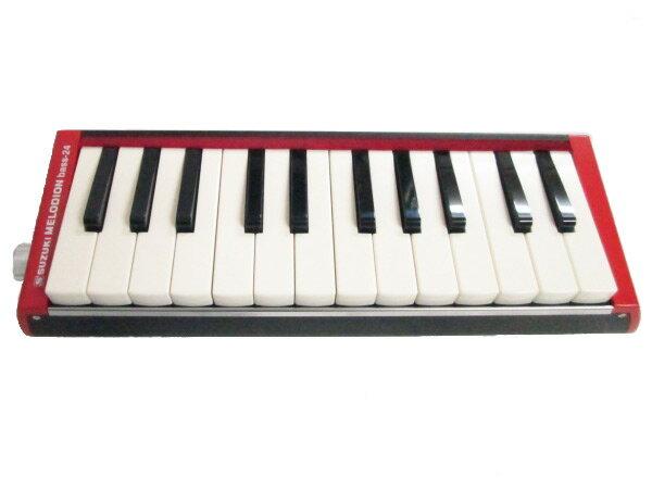 鍵盤ハーモニカ メロディオン 27鍵 【10台セット】 【ドレミシール付】 スズキ SUZUKI/ MX-27