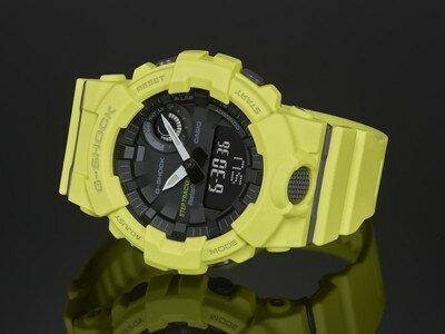 【たっぷりポイントMAX 10倍! おトクにGET!!】【国内正規品】 【G-SHOCK】【G-SQUAD(ジー・スクワッド)】【GBA-800-9AJF】【時計 腕時計】