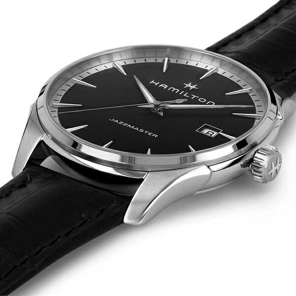 【ノベルティプレゼント】  HAMILTON ハミルトン  JAZZMASTER(ジャスマスター) GENT(ジェント) H32451731 【時計 腕時計】
