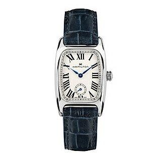 HAMILTON ハミルトン Boulton アメリカンクラシック ボルトン レディース レザーH13321611 腕時計