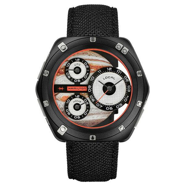 HAMILTON ハミルトン AMERICAN CLASSIC (アメリカンクラシック) ODC X-03 H51598990 【時計 腕時計】