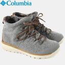 コロンビア 919ミッド2オムニテック キャンプ アウトドアシューズ メンズ レディース YU3980-023