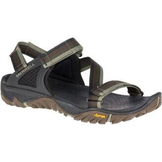 ◇MERRELL(mereru)戶外涼鞋人全部出界銅焊網絡M37643