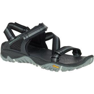 ◇MERRELL(mereru)戶外涼鞋女士全部出界銅焊網絡W37612