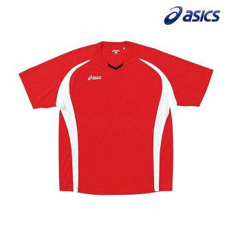 ◇小14S1 asics(亞瑟士)Jr.遊戲襯衫短袖XS3124-23 T恤
