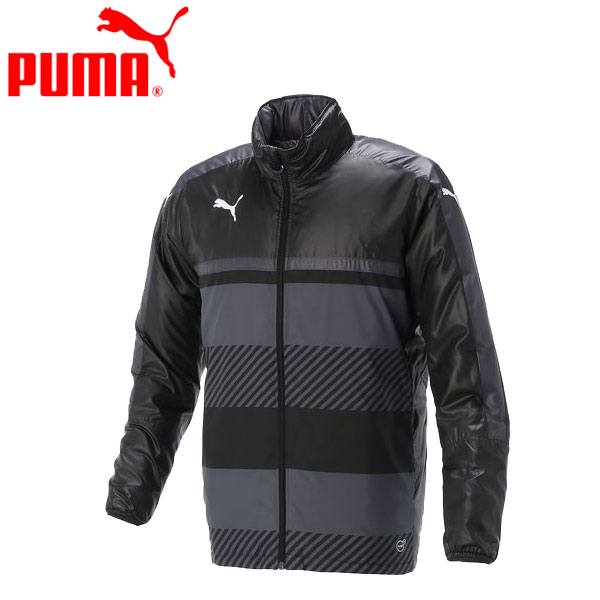 ○16FH PUMA(プーマ) TWV Padded Jacket JP 654979-01 メンズ