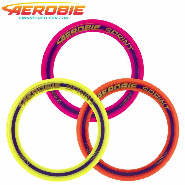 エアロビー フリスビー スプリントリング Aerobie Sprint Ring画像