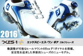 フットジョイFJエックスピーエスワンボアゴルフシューズXPS-1Boa2016年モデル【あす楽対応】【送料無料】