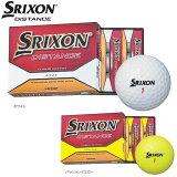【あす楽対応】 スリクソン ディスタンス ゴルフボール 1ダース(12球入り) DISTANCE SRIXON 最安値に挑戦 19sbn