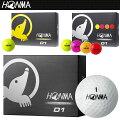 【あす楽対応】ホンマゴルフD1ゴルフボール1ダース12pHONMA2016モデル19sbn