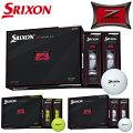 【あす楽対応】スリクソンゴルフZ-STARXVゴルフボール1ダース(12球入り)2021モデル
