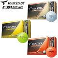 ツアーステージゴルフボールエクストラディスタンス1ダース12P2014年モデルEXTRADISTANCE【あす楽対応】