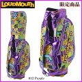 2016モデル数量限定LOUDMOUTHラウドマウス9.5型カートバッグキャディバッグLM-CB0001/LTD新色【あす楽対応】
