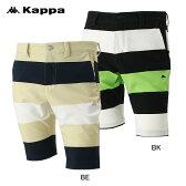 【メール便対応】在庫処分 カッパ ゴルフウェア メンズ ショートパンツ KC612SP06 春夏 【あす楽対応】【2点目から宅配便(送料加算)で発送】