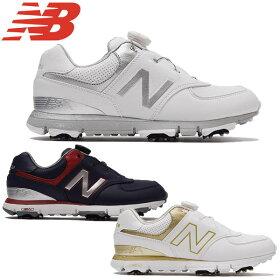 日本正規品ニューバランスレディースゴルフシューズWGB574newbalance2017モデル【対応】