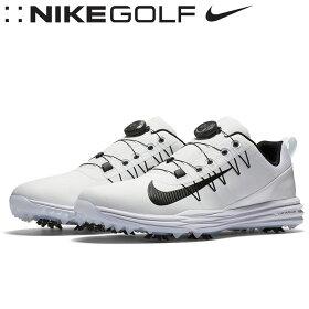 ☆NIKEGOLFナイキゴルフナイキルナコマンド2ボアメンズゴルフシューズ8499702017年モデル
