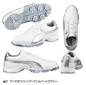 ○プーマゴルフゴルフシューズレディースバイオプロv2DISC1894192017モデル