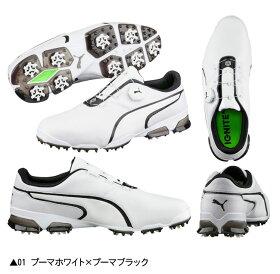 ○プーマゴルフシューズメンズタイタンツアーイグナイトディスク1894132017年モデル