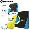 テーラーメイドゴルフボール1ダース(12p)TP5日本正規品TaylorMadeTP52ダース以上送料無料【あす楽対応】《数量限定!ボールクロープレゼント》