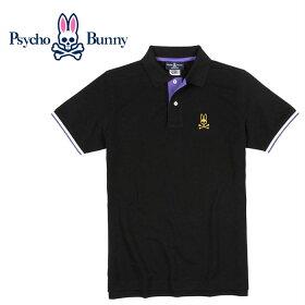 【USA直行便】PSYCHOBUNNY(サイコバニー)ポロシャツStLuciaPoloB6K401S7PC
