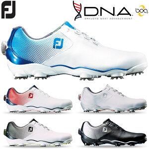 【あす楽対応】フットジョイ ディー・エヌ・エー ボア メンズ ゴルフシューズ DNA D.N.A. Boa ソフトスパイク