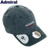 【あす楽対応】アドミラル×ニューエラ ゴルフウェア メンズ キャップ ADMB926F 春夏