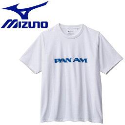 ミズノ アウトドア&トラベル PANAMトラベルフライトTシャツ ユニセックス B2JA005001