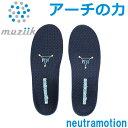 【メール便】【あす楽対応】ムジーク インソール ニュートラモーション MCIS-1901 muziik neutramotion 2020モデル