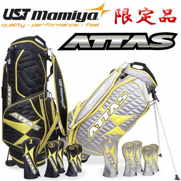 バッグ・ケース, キャディバッグ  UST Mamiya ATTAS SB8.5 2020