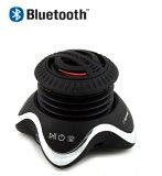 Bluetooth スピーカー ブルートゥース スピーカー レシーバー Sonpre C1BR(ブラック)BASSレゾナンス
