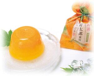 西浦名産の寿太郎温州を使ったゼリーと、豊富な水量と最上の水質を誇り、「名水百選」にも認定...