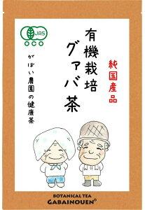有機栽培 グァバ茶 3g×40包【グァバ茶/グアバ茶/グアバ茶 国産/グァバ茶 送料無料/グァ…