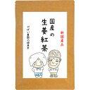 生姜紅茶 国産 3g×40包 送料無料 しょうが紅茶【生姜紅茶/しょうが紅茶/生...