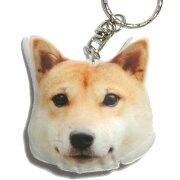 キーリング24柴犬【犬ドッグプリントキーホルダー雑貨グッズ通販】【動物祭り】【楽ギフ_包装】